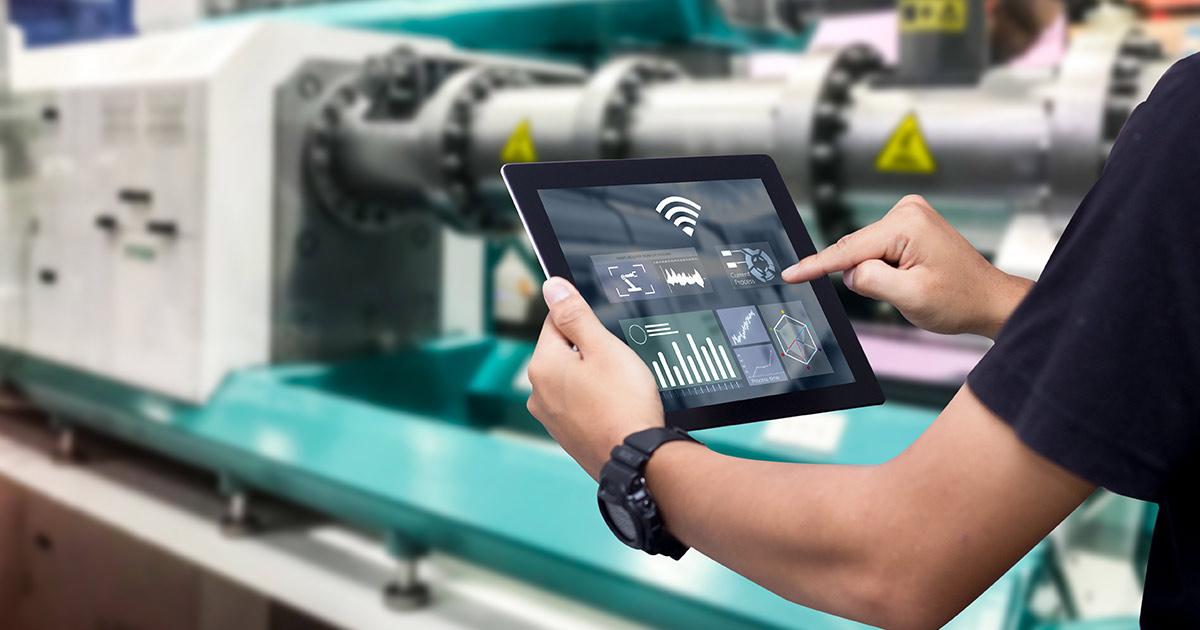 Smart industry tablet