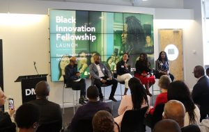 Black Innovation Fellowship launch photo
