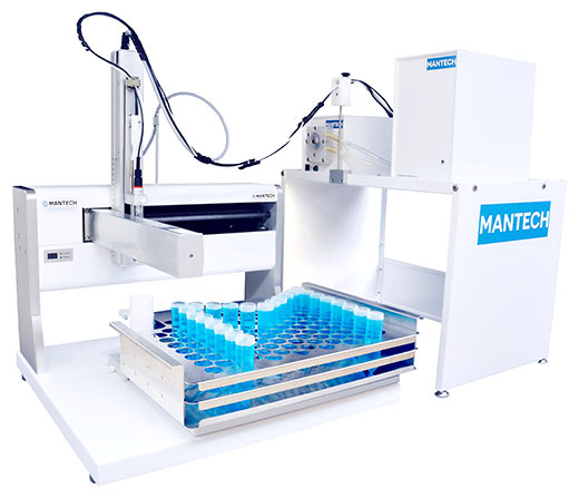 MANTECH's PeCOD Chemical Oxygen Demand Analyzer