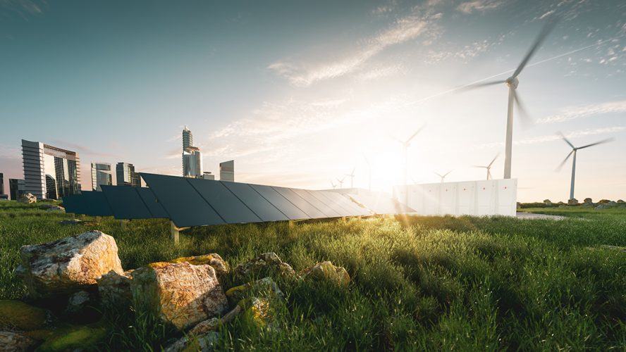 Reusable Energy Farm