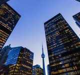 Toronto-financial-district-skyline