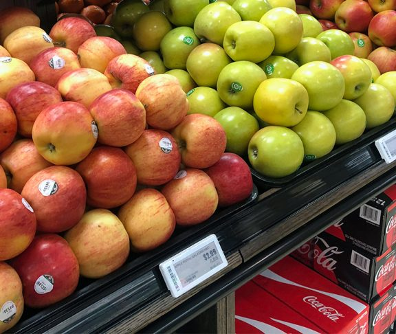 Danavation - Apples and smart label
