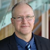 Dr. Tim Kenyon, Brock University