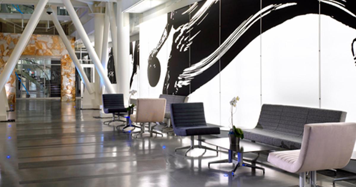 EA interior