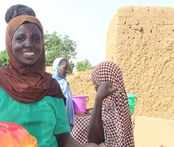 ECED-Sahel beneficiaries in Burkina Faso