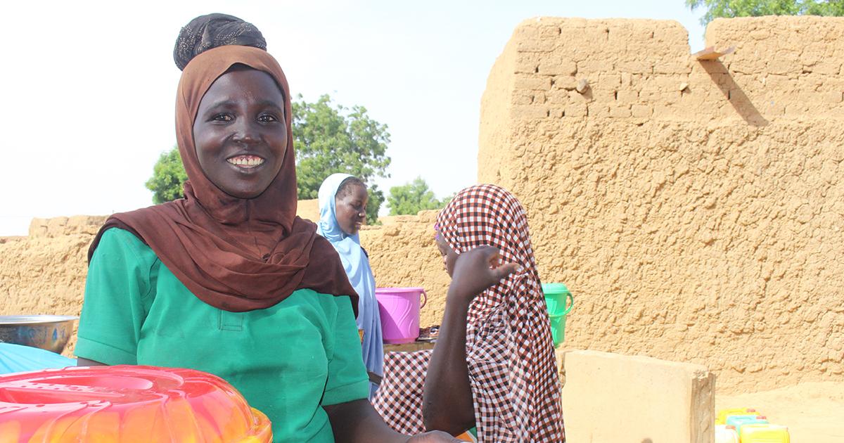 ECED-Sahel beneficiaries in Burkina Faso