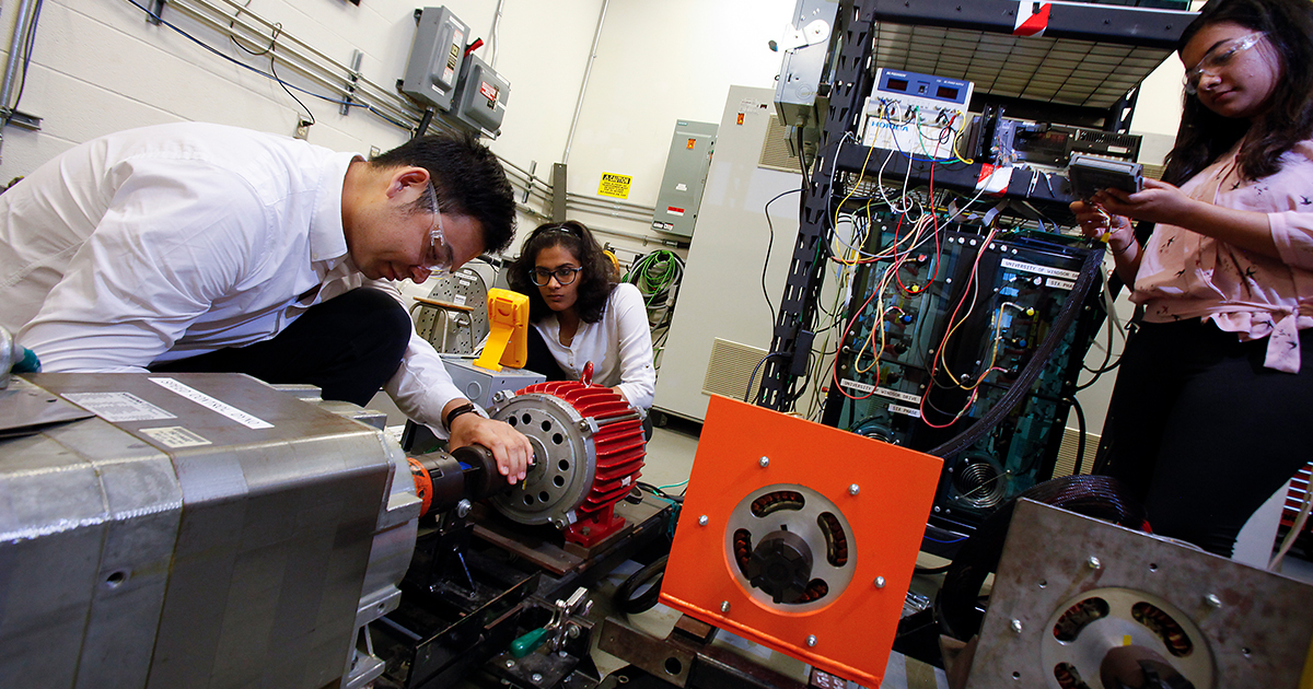 Electrical-Engineering-students-contributing-to-world-class-electric-vehicle-research-with-Dr.-Narayan-Kar