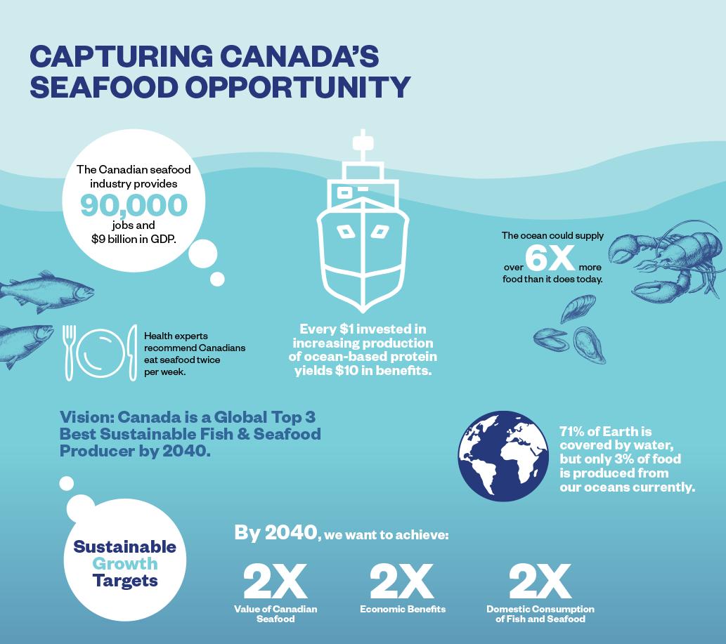 Fisheries infographic
