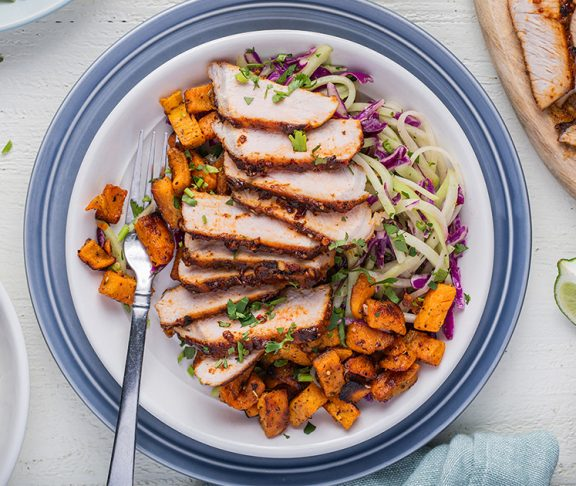 Goodfood - Chicken breast meal