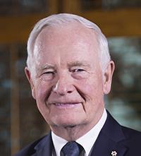 Portrait of HEGG David Johnston