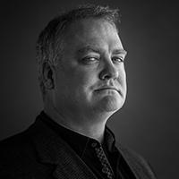 Headshot - Paul Cairns