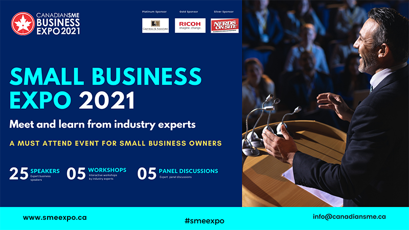 Canadian SME Business EXPO 2021