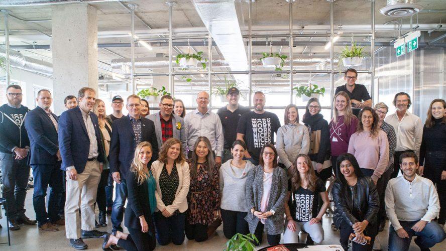 Startup Canada 2019 Community Leaders Summit in Calgary