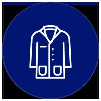 Icon of lab coat