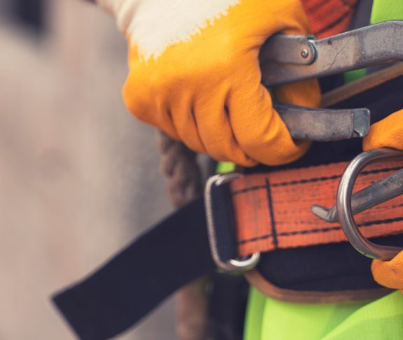 Fall protection systems full harness