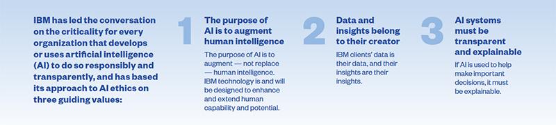 AI IBM infographic