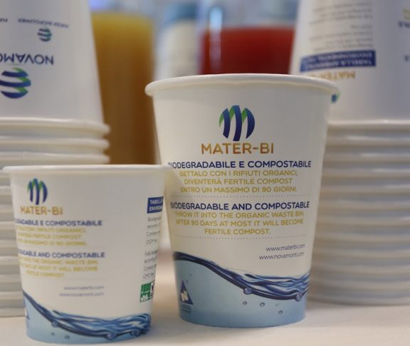 biodegradable compostible