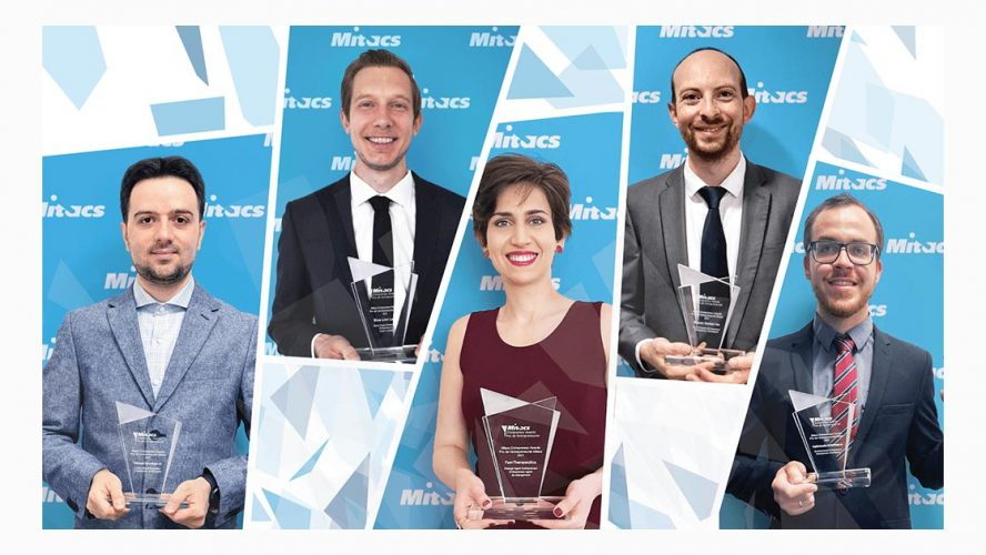 mitacs entrepreneur award winners