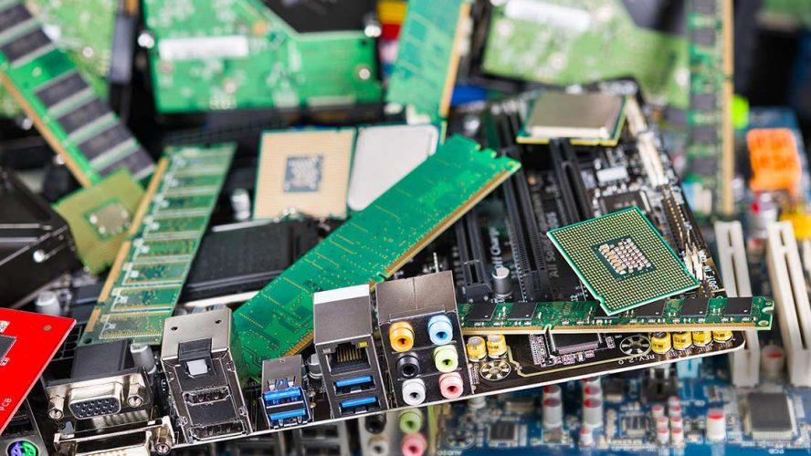 recycle my electronics
