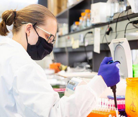 scientist labcoat chemicals USaskatchewan