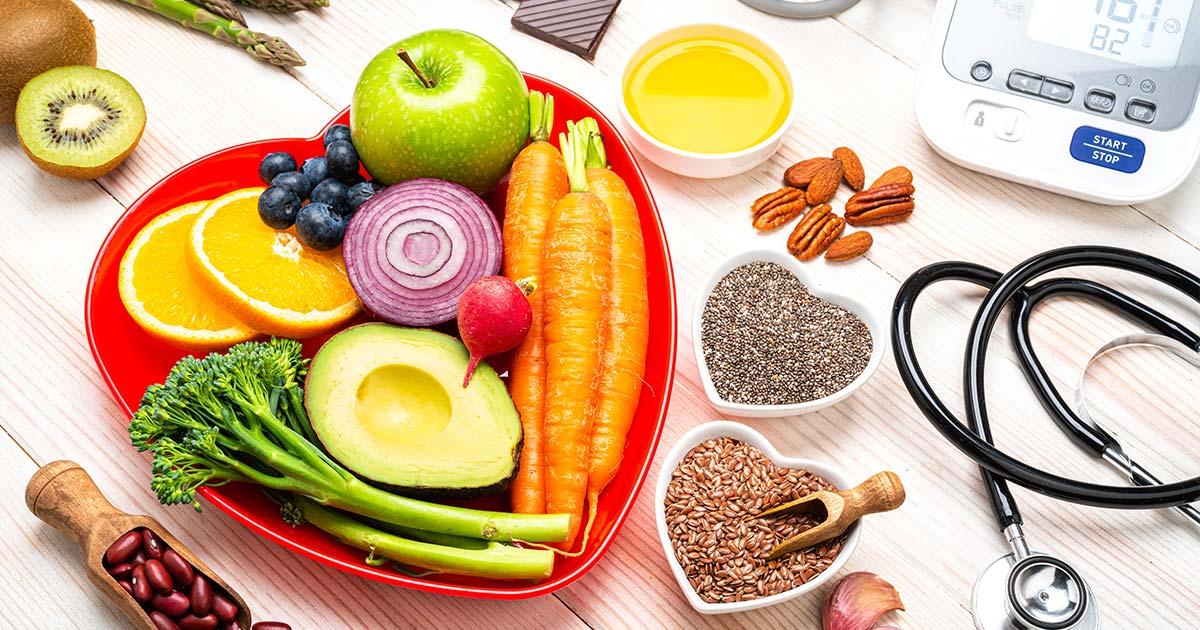 vegetable platter nutrition