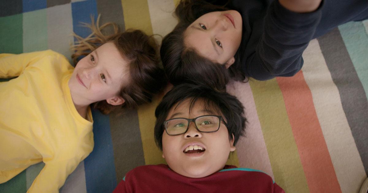 children sleeping bed talentfund telefilm