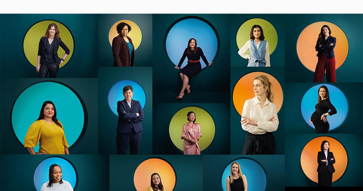 deloitte women cyber campaign