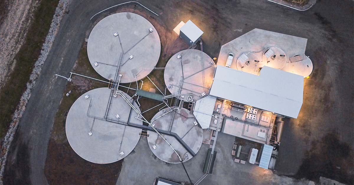 fitec aerial view