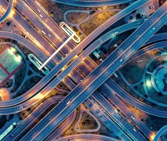 highways canada infrastructure