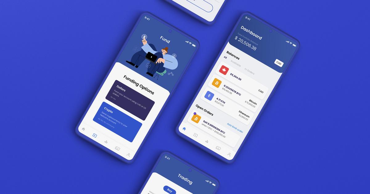 netcoins mobile app