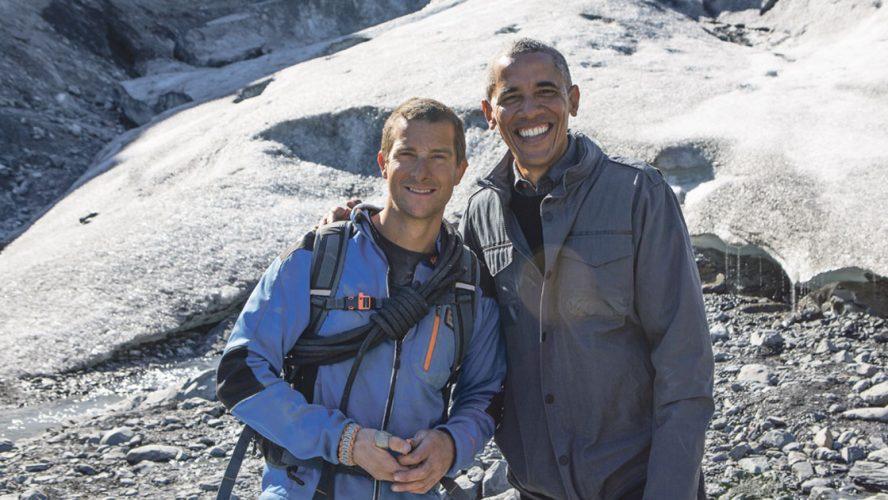 Bear Grylls: Mit dem US-Präsidenten in der Wildnis Alaskas