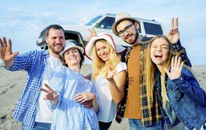 Mit der Familie ins Ausland: Worauf geachtet werden muss