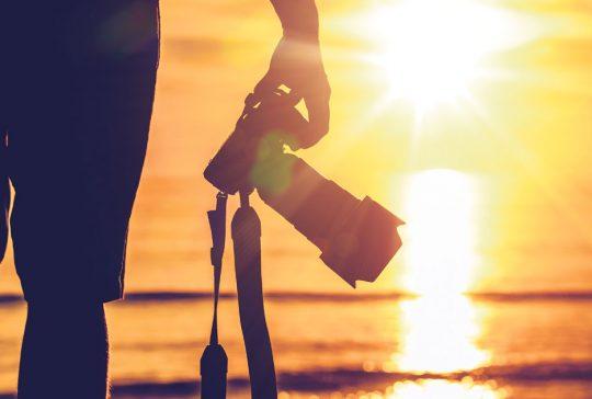 Fotografie unterwegs - Auf der Jagd nach magischen Momenten
