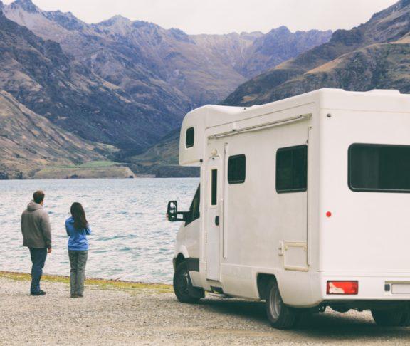 Leben im Wohnmobil- Freiheit inklusive