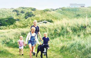 Willkommen an der dänischen Ostsee und Nordsee