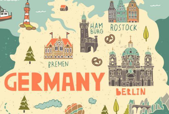 Hot-Spots in Deutschland