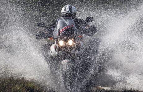 Aus dem Büro aufs Motorrad