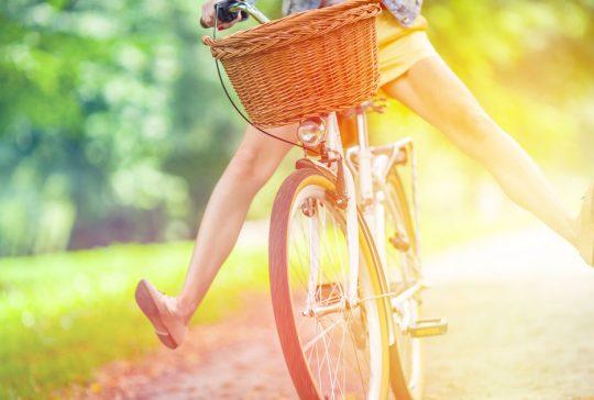 Genießen Sie Ihre Freiheit – am besten auf zwei Rädern