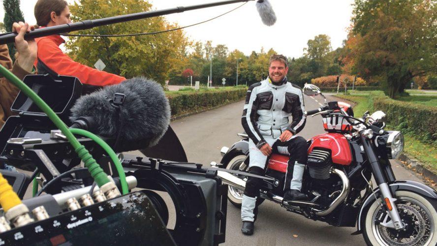 Elektronische Gadgets, die das Motorradfahren bereichern