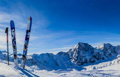 Die richtige Ausrüstung ist das A und O eines Wintersportlers
