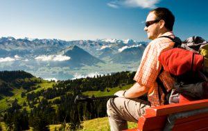 Wanderspaß in der Schweiz