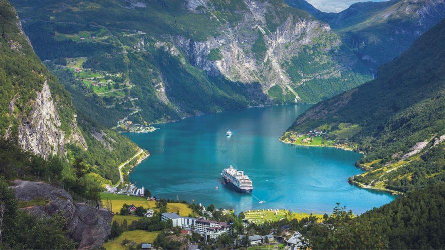 Skandinavien vom Wasser aus entdecken