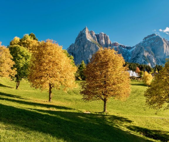Golfen in Südtirol