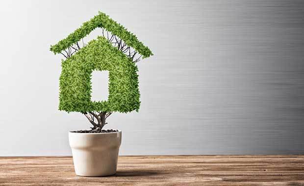 hållbara hem
