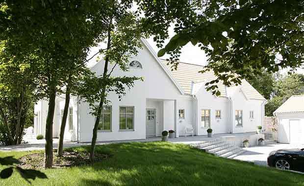 Hållbara hem med Trivselhus
