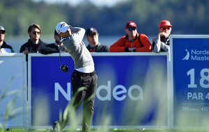 Sving Nordea Masters
