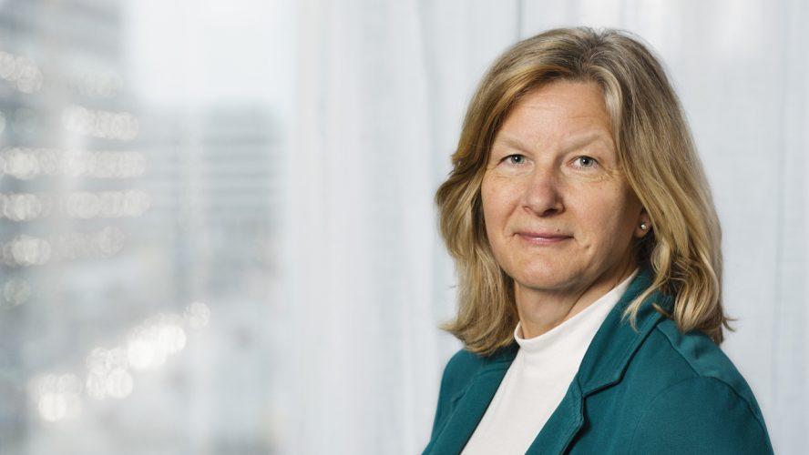 Marita Friberg, utredare på Folkhälsomyndigheten.