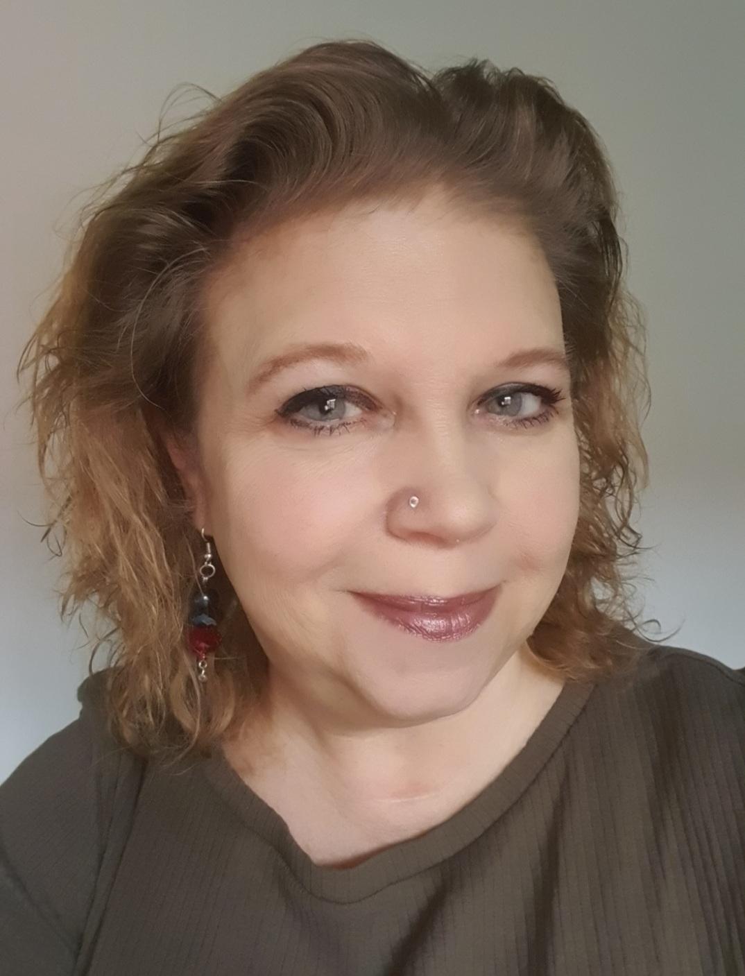 Helena Masslegård Styrelseledamot Reumatikerdistriktet Göteborg
