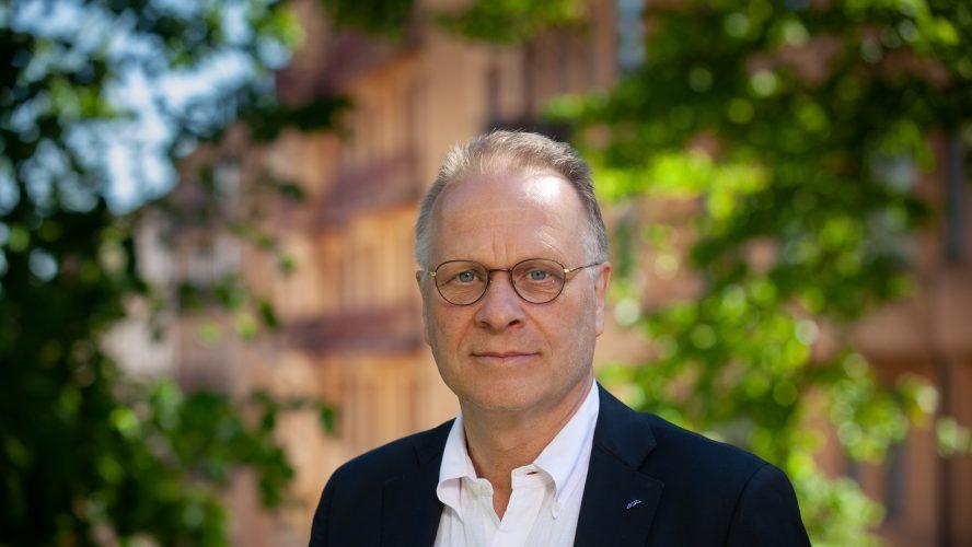 Björn Wellhagen, Vd, Mäklarsamfundet. Foto: Mäklarsamfundet