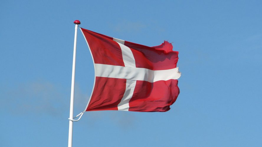 Danish national flag